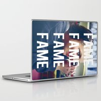 britney Laptop & iPad Skins featuring FAME - BRITNEY SPEARS by Beauty Killer Art