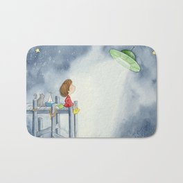 Sometimes The Stories Are True Bath Mat