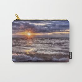 The Wonder of a Sunset Carry-All Pouch