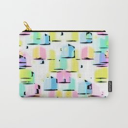 Delivery #abstract #decor #society6 Carry-All Pouch