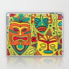 Tiki tiki Laptop & iPad Skin