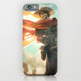 McCree iPhone Case