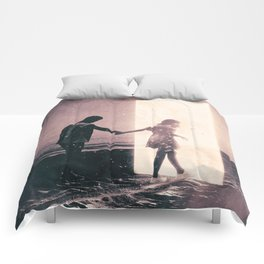 Let's Go Comforters