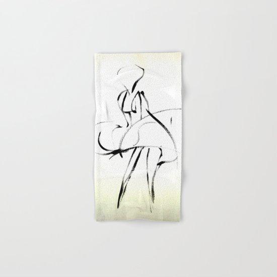 - Marilyn - Hand & Bath Towel