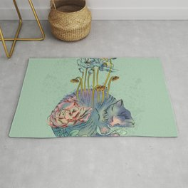 Dreaming of New Beginnings - Night Rug