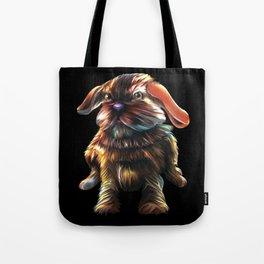 Magic Rabbit Tote Bag