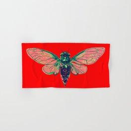 17 Year Cicada Hand & Bath Towel