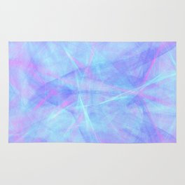 Frozen beauty Rug