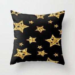 stars Throw Pillow