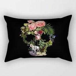 The Skeleton Garden Rectangular Pillow