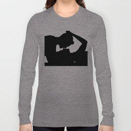 where we love is home Long Sleeve T-shirt