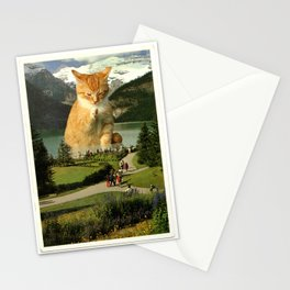 The Oracle of Lake Louise Stationery Cards