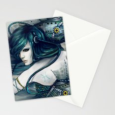 Zodiac Sign: Pisces Stationery Cards