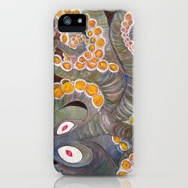Octricious iPhone Case