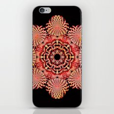 Rose Medallion iPhone Skin