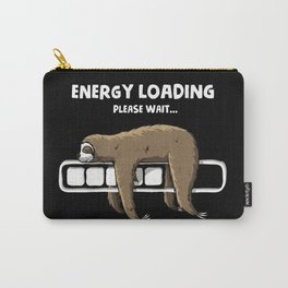 Energy loading Carry-All Pouch