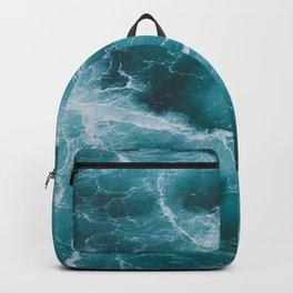 Electric Ocean Backpack