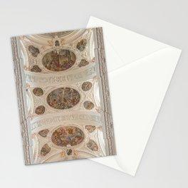 Waldsassen Basilica Ceiling (Nave) Stationery Cards