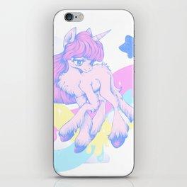 Dreamy Unicorn iPhone Skin