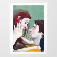 eternal sunshine Art Prints featuring Eternal Sunshine by Tayo