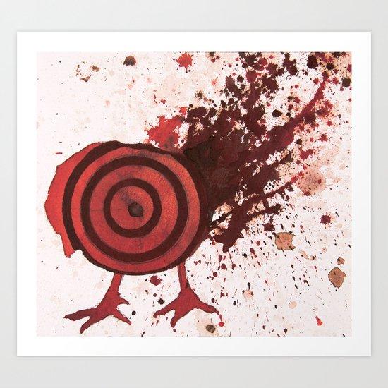 Chick 345 of 5,326 Art Print