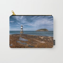 Penmon Point Lighthouse Carry-All Pouch