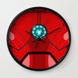 IRON MAN Iron man Body Armor Wall Clock