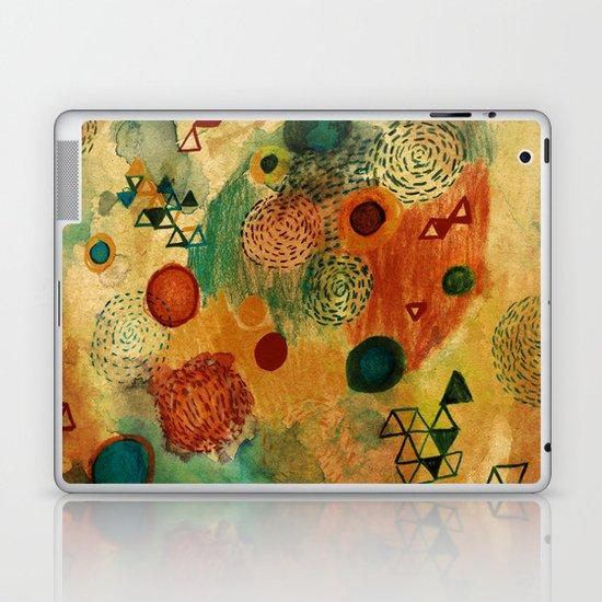 Creative Attraction Laptop & iPad Skin