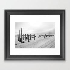 Sandy #2 Framed Art Print