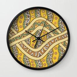 Moiety Wall Clock