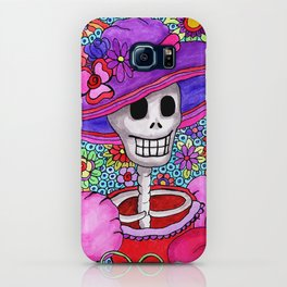 Catrina Doña Beatriz iPhone Case