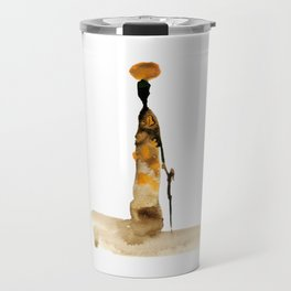 The wise elder from Tombouctou Travel Mug