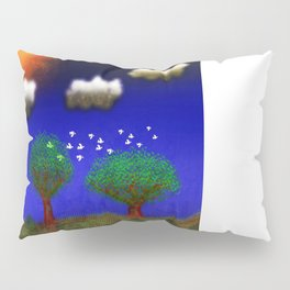 BLUE_DAY-024 Pillow Sham