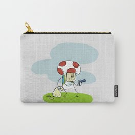 Troubled Times in Mario World Carry-All Pouch