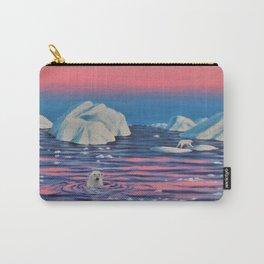 Bear Ice Carry-All Pouch