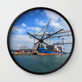 Southampton Port Wall Clock