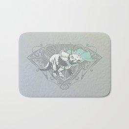 Fearless Creature: Frill Bath Mat