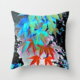 Shades of Maple - No.1 Throw Pillow