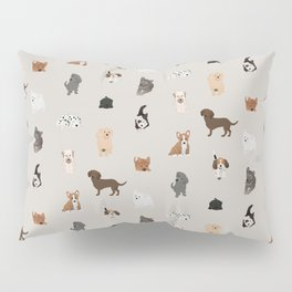 dogs Pillow Sham