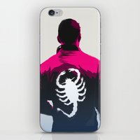drive iPhone & iPod Skins featuring DRIVE by justjeff