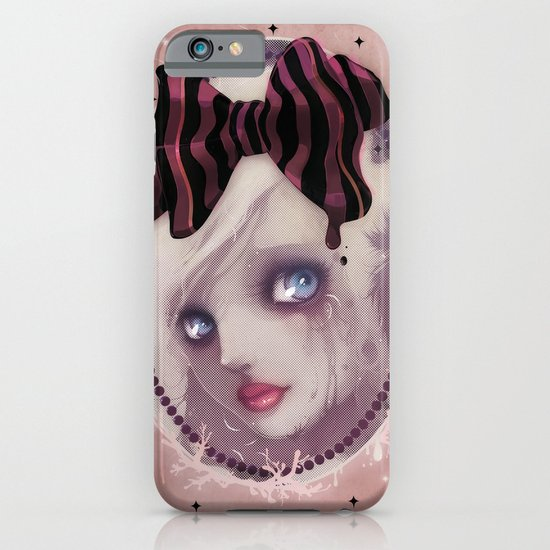 Mascara(de) iPhone & iPod Case