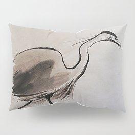Japanese Crane #society6 #decor #buyart Pillow Sham