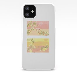 Sunrise Lovers iPhone Case