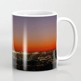 Lightscape One (Sunset) Coffee Mug