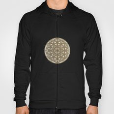 The Flower of Life Pattern Hoody
