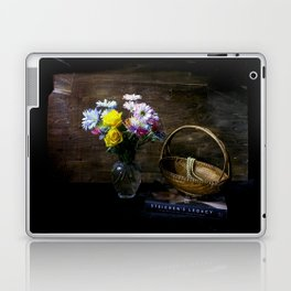 Painting a Scene with Lights Laptop & iPad Skin