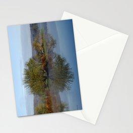 Peaceful Reflection Landscape Stationery Cards