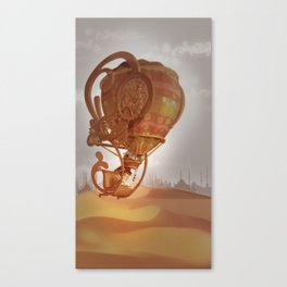 The Flying Machine Canvas Print