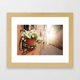 Lucca, Italy  Framed Art Print
