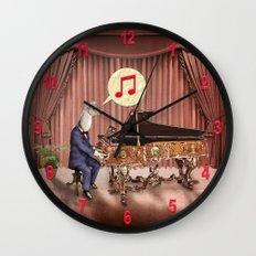 LA-LA-LA-Llama! Wall Clock